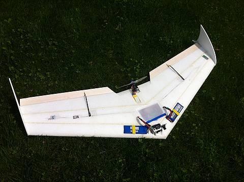 FPV-Wing-X 150 V2