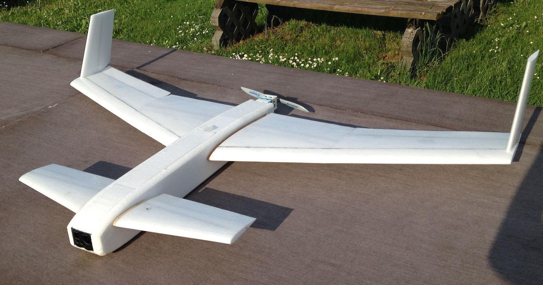 Hawk - FPV Canard