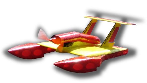 EPP Hydro Plane